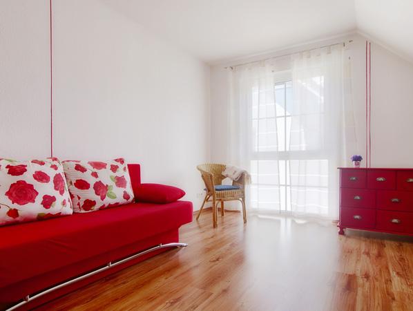 Beispiel Immobilienfotografie Jugendzimmer