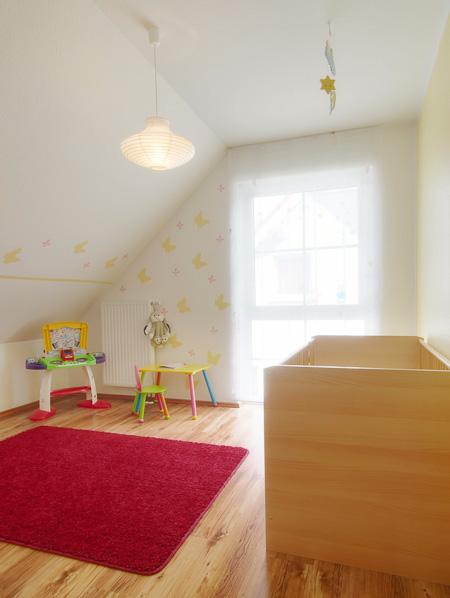 Beispiel Immobilienfotografie Kinderzimmer