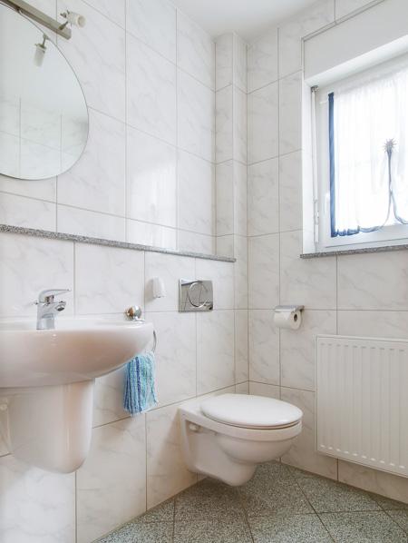 Beispiel Immobilienfotografie WC
