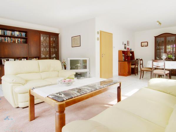 Beispiel Immobilienfotografie Wohnzimmer 2
