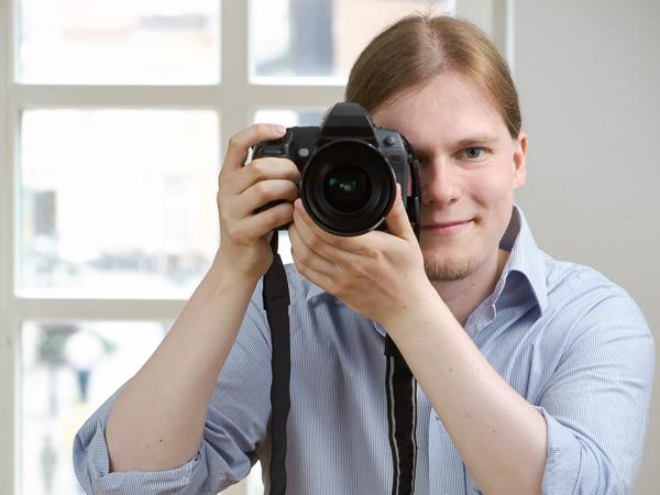 Fotograf Tobias Schrader